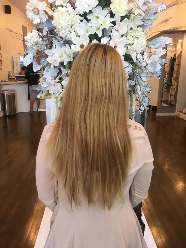 Hair treatment 1